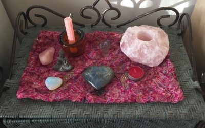 Creating a Spiritual Altar at Home