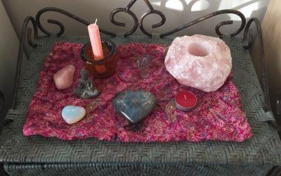 Creating a Spiritual Altar at Home