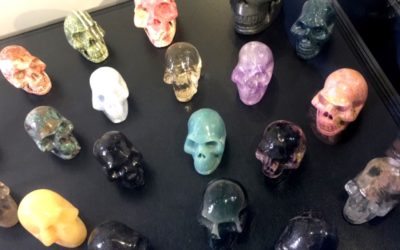 Crystal skulls and their wonderful benefits!