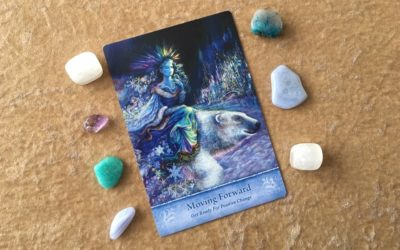 Oracle Card – Moving Forward